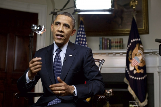 Obama Interview on Google+